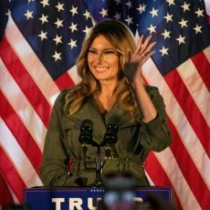 Dugo nije bila ovako nasmejana: Izgleda da Melaniji ne pada teško odlazak iz Bele kuće