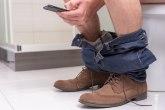 Dugo sedenje na toaletu može biti veoma pogubno po zdravlje