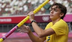 Duplantis osvojio olimpijsko zlato u skoku s motkom