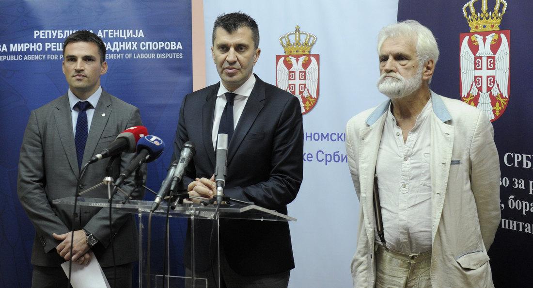 Dupliran broj radnih sporova pred Agencijom za mirna rešenja