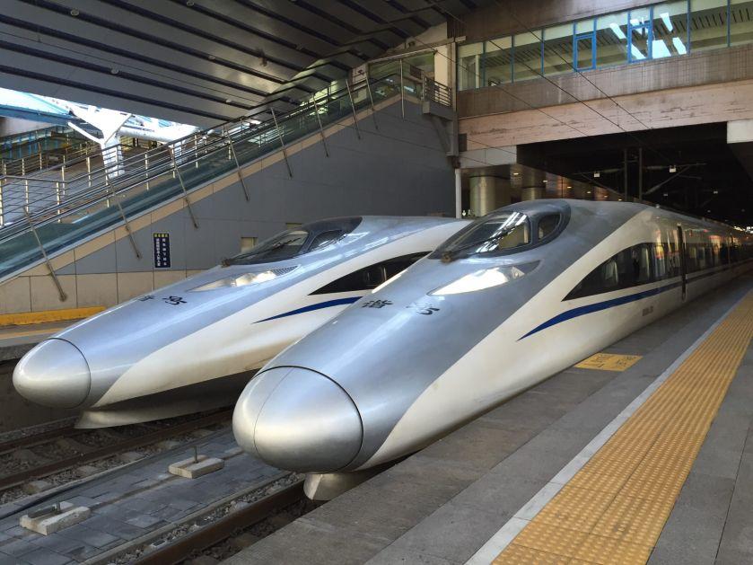 Dužina brzih pruga u Kini 36.000 kilometara