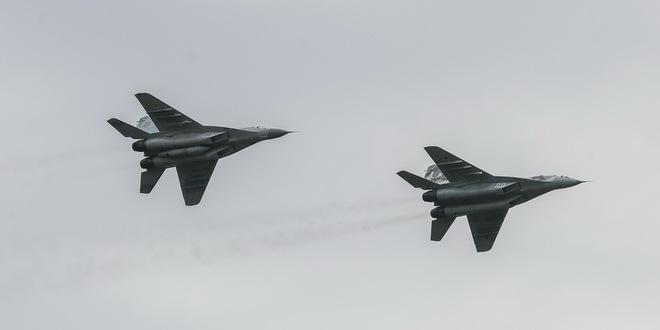Dva aviona MiG-29 dopremljena Srbiji iz Belorusije