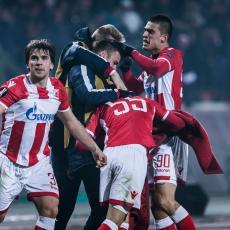 Dva fudbalera Zvezde u opasnosti protiv CSKA!
