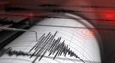 Dva jaka zemljotresa za tri minuta