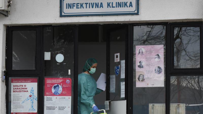 Dva nova slučaja korona virusa u Crnoj Gori, ukupno 69