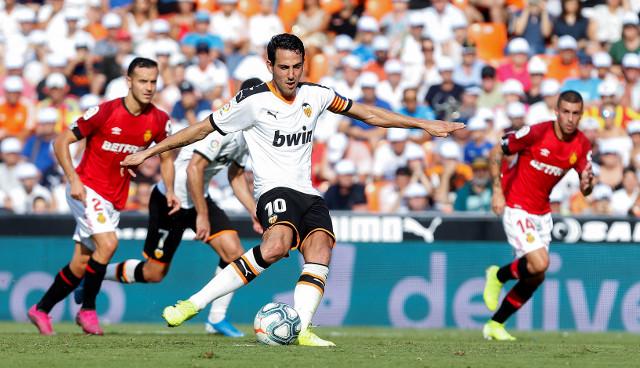 Dva penala za prvu pobedu Valensije