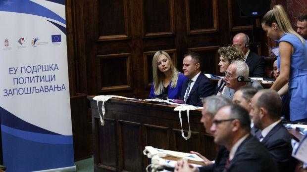 Dva projekta EU za podsticaj zapošljavanja u Srbiji