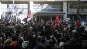 Dva protesta slivena u jedan u subotu 29. februara