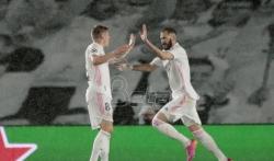 Dva različita poluvremena u Madridu, remi Reala i Čelsija
