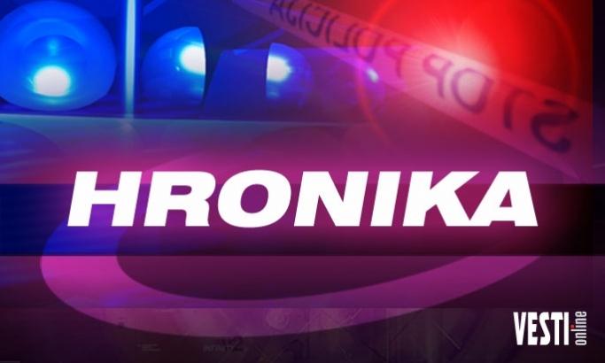 Dva udesa tokom noći u Beogradu, troje povređeno