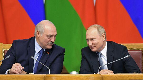 Dvadeset godina Saveza Rusije i Belorusije