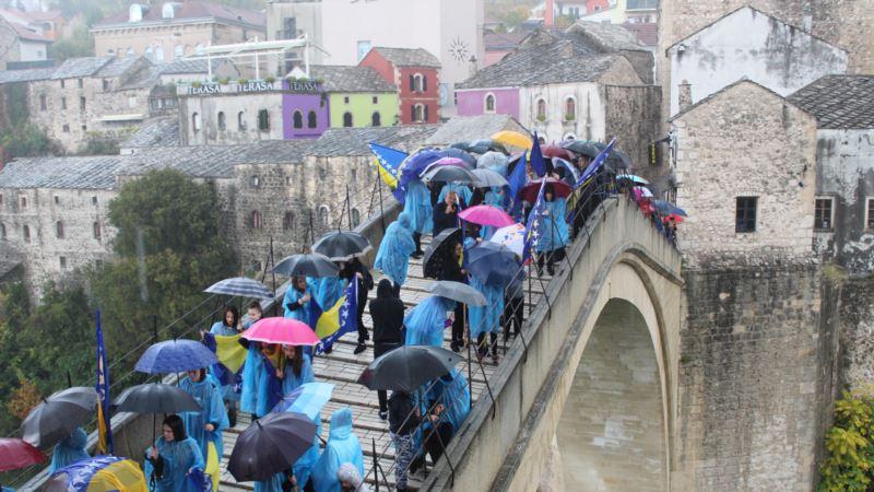 Dvadeset šesta godišnjica rušenja Starog mosta