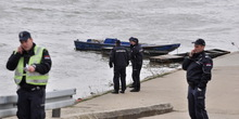 Dve osobe iz čamca upale u Dunav, izvučena tela