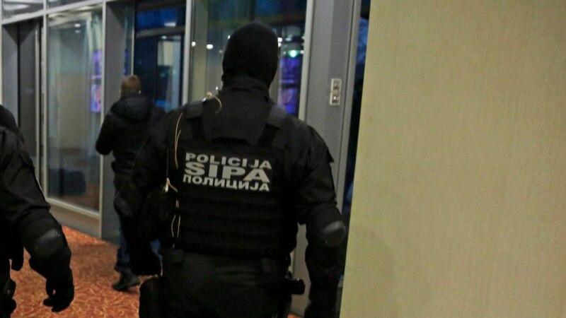 Dvije osobe uhapšene zbog pokušaja krijumčarenja migranata u BiH