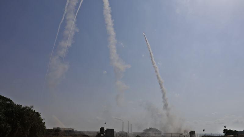Dvije rakete ispaljene iz Pojasa Gaze na Tel Aviv