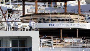 Dačić: Odobreno iskrcavanje dela posade broda Dajmond prinses