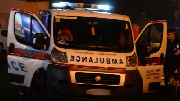 Dvoje povređenih u dva udesa tokom noći u Beogradu
