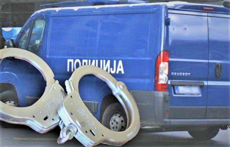 Dvojica uhapšena zbog pretnji oružjem muškarcu u Boru