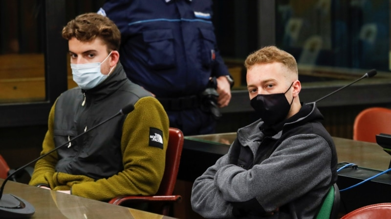 Dvojici Amerikanaca doživotni zatvor u Italiji zbog ubistva karabinjera