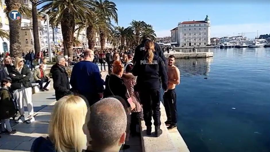Dvojici napadača iz Splita mesec dana pritvora