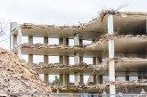 Džabe im milioni: Vlasti srušile dva luksuzna stambena kompleksa