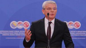 Džaferović: Krajnje je vreme da se Dodik zaustavi u rušenju BiH