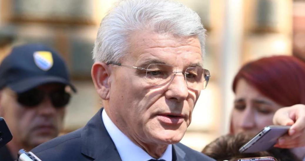 Džaferović: Nadam se da ćemo vlast formirati do izbora 2022. godine