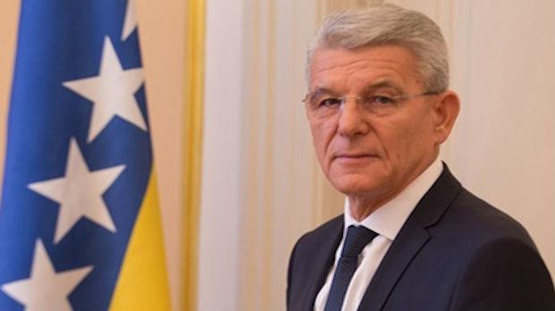 Džaferović: Vučićevi stavovi dobrodošli, Dodikove reakcije histerične