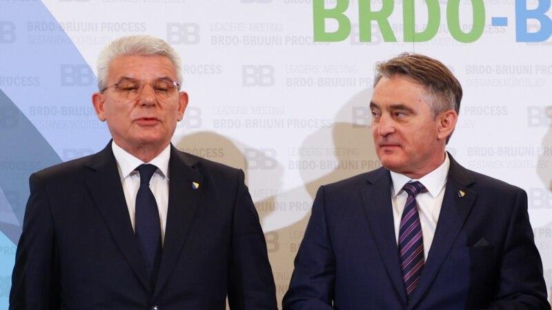 Džaferović i Komšić: Odluka Skupštine Crne Gore prijateljski čin, BiH i Srbija da učine isto