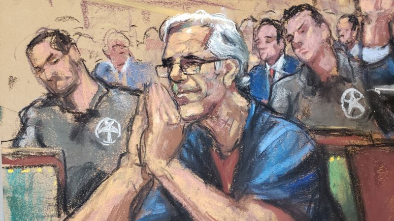 Džefriju Epstinu odbijen zahtev za kauciju