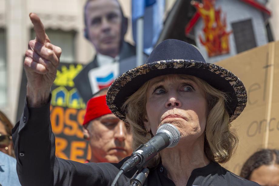 Džejn Fonda: Planiram da me hapse svakog petka