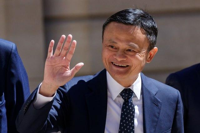 Džek Ma danas odlazi sa čela Alibabe: Odsad će se baviti drugim poslom
