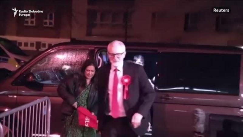 Džeremi Korbin nakon izbora