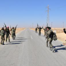 Džihadisti IS u samrtnom ropcu: Asadovi lavovi im ne daju ni METAR dalje od Homsa