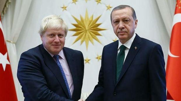 Džonson Erdoganu: Obustaviti akciju, pokrenuti dijalog