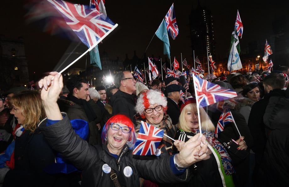 Britanci izašli iz Evropske unije; Džonson: Moj i zadatak vlade da nas vodimo napred