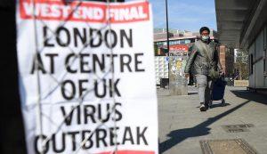 Džonson: Novi soj korona virusa smrtonosniji