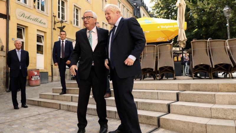 Izviždan u Luksemburgu, Džonson vidi dobru šansu za dogovor