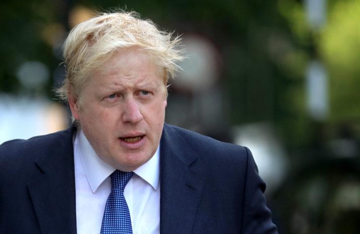 Džonson najavio nove sankcije EU prema Siriji