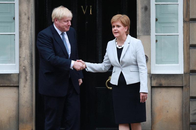 Džonson pisao premijerki Škotske: Nema drugog referenduma o nezavisnosti