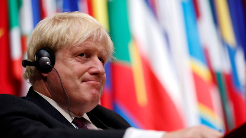 Džonson potvrdio kandidaturu za britanskog premijera
