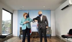 Džonson se sastao sa evropskim liderima na marginama samita G7