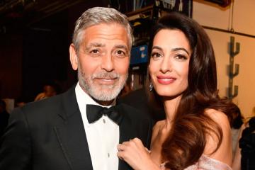 Džordž i Amal Kluni VIŠE NE MOGU DA SAČUVAJU PRIVATNOST: Na koga liče blizanci? (foto)