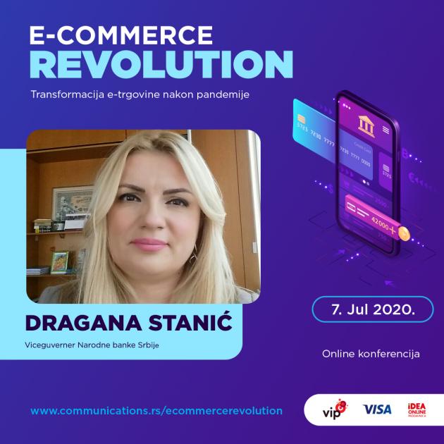 E-COMMERCE REVOLUTION: Dragana Stanić – E-trgovina u Srbiji iz godine u godinu beleži intenzivan rast