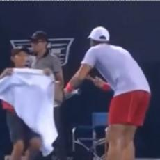 E OVO MU BAŠ NIJE TREBALO! Skandalozno ponašanje bivšeg dečka Ane Ivanović drma tenisku javnost (VIDEO)
