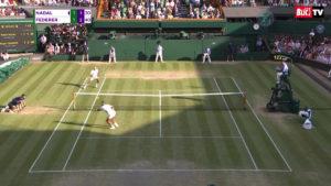 E, ZATO JE PUBLIKA NA VIMBLDONU SKAKALA SA STOLICA! Kad Federer i Nadal dokažu da su istinske LEGENDE TENISA /VIDEO/