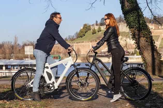 E prime sprema nove modele električnih bicikala
