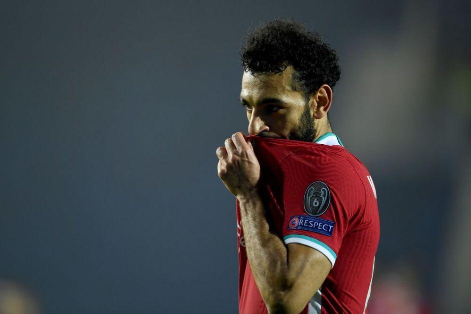 EGIPĆANIN IZRAZIO ŽELJU DA OSTANE: Mohamed Salah ne bi hteo da napusti Liverpul