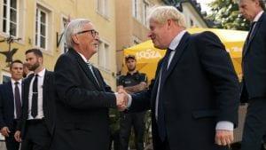 EK: Junker razgovarao sa Džonsonom o Bregzitu