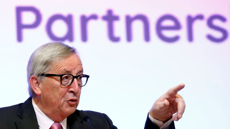EK: Junker razgovarao sa Džonsonom o Brexitu